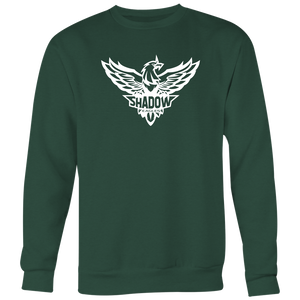 Shadow Eagle Crewneck Sweatshirt