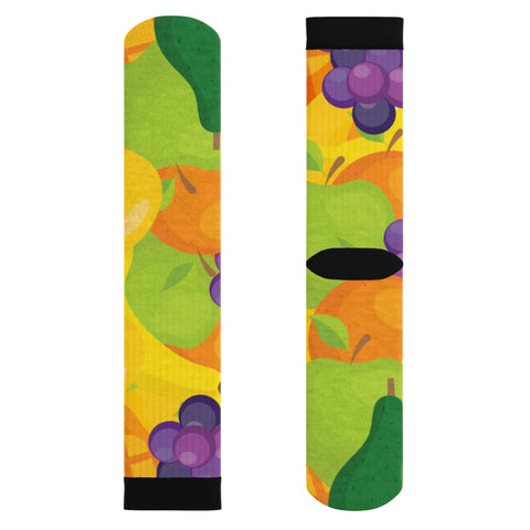Mixed Juices Sublimation Socks