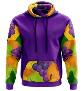 Mixed Juices Pro Sublimated Hoodie