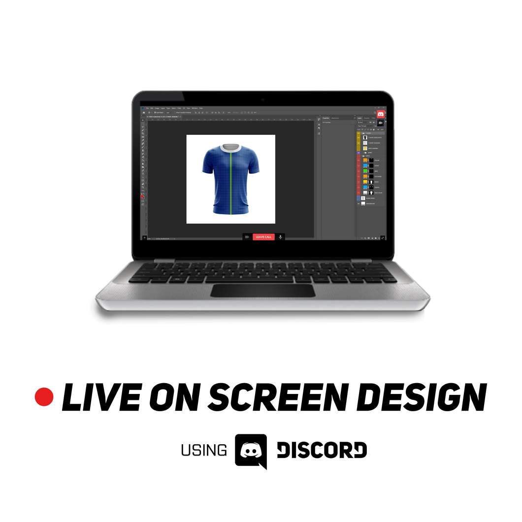 Live Design Session