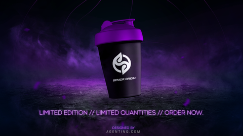 SR LIMITED EDITION Shaker Cup