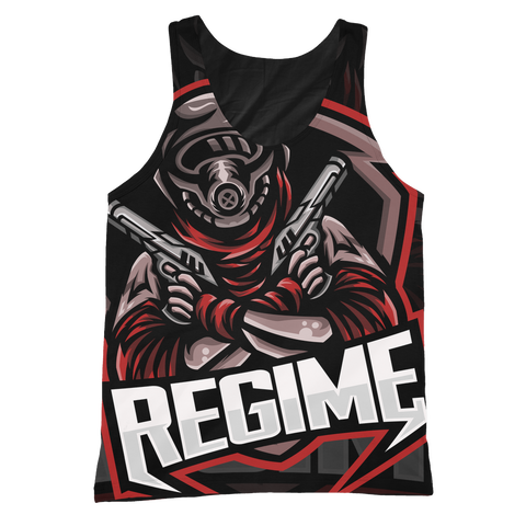 Sublimated Tank