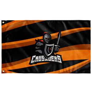 Crusaders Team Flag