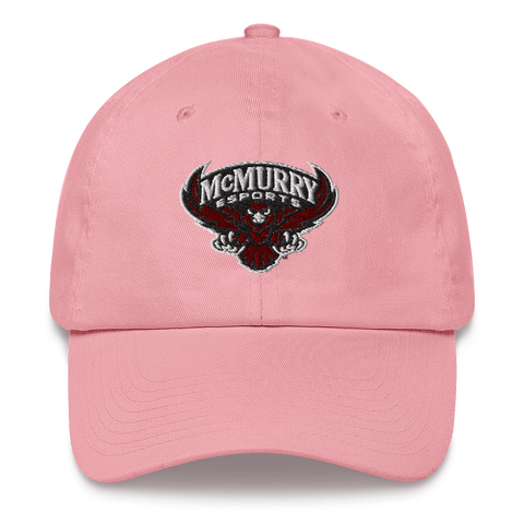 McMurry Esports Dad hat