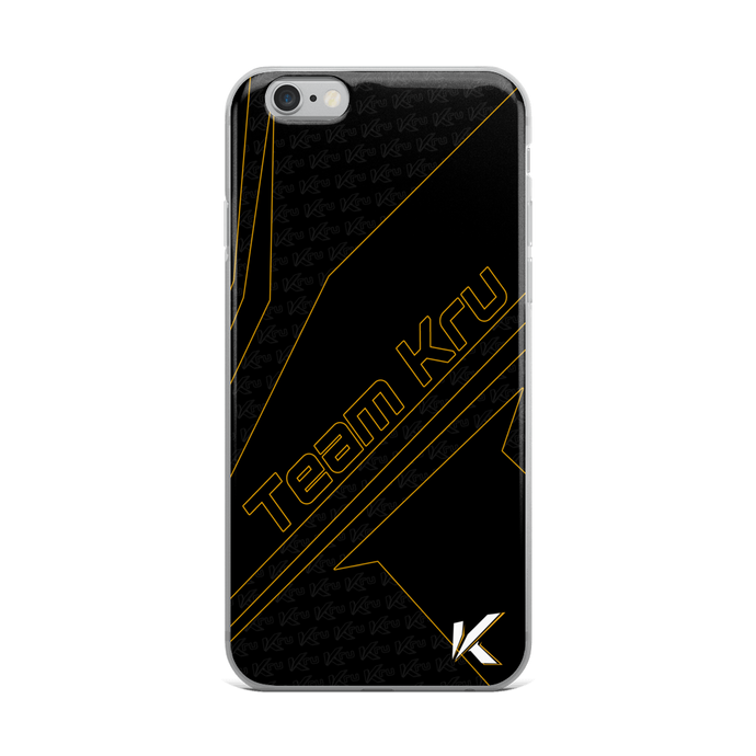 Kru iPhone Case