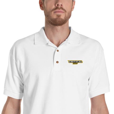 CP Embroidered Polo