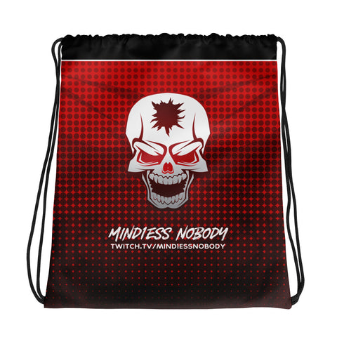 Mind1ess Drawstring bag