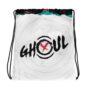 Ghoul Drawstring bag