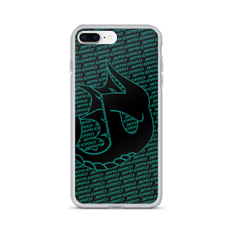 Depth iPhone Case
