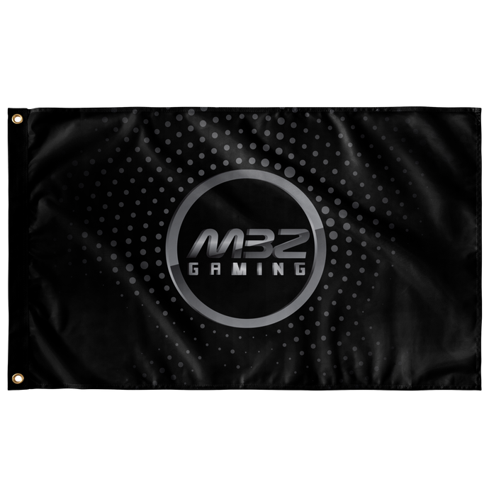 MBZ Team Flag