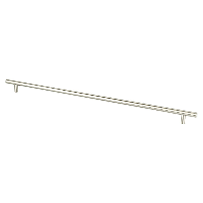 Tempo Appliance Pull 448MM C/C Brushed Nickel