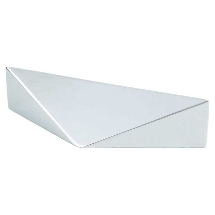 Facet Pull 32MM C/C Polished Chrome