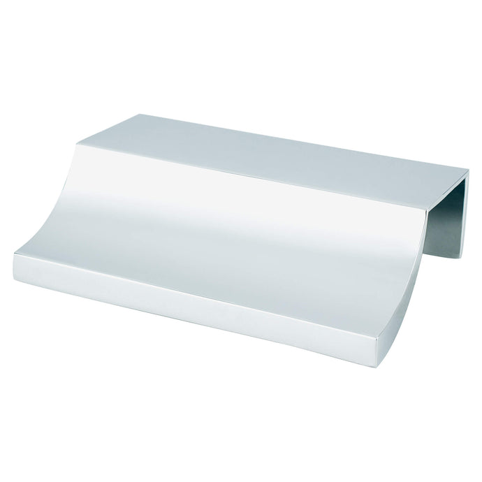 Scoop Pull 32MM C/C Polished Chrome