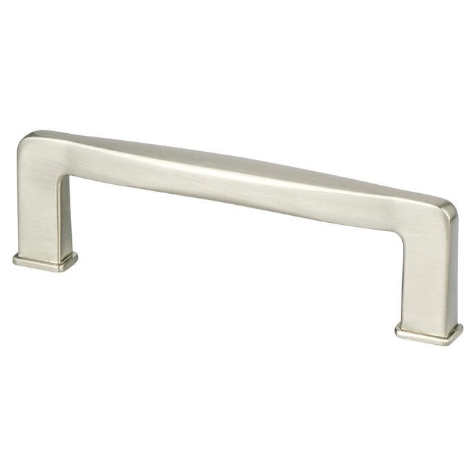 Subtle Surge Pull 96MM C/C Brushed Nickel