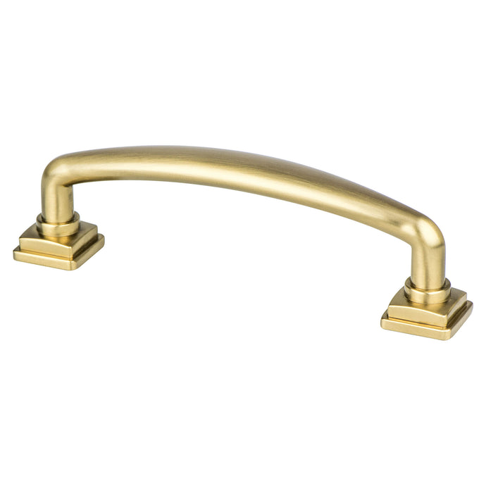 Tailored Traditional Pull 96MM C/C Modern Bronze