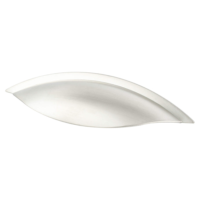 Euro Retro Cup Pull 64MM C/C Brushed Nickel