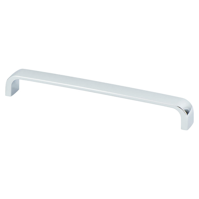 Euroline Pull 192MM C/C Polished Chrome