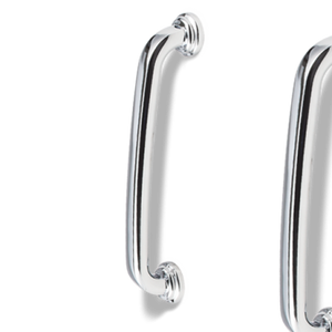 Bremen 1 527-128PC Polished Chrome Cabinet Pull