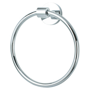 Pipe Dreams Towel Ring Polished Chrome