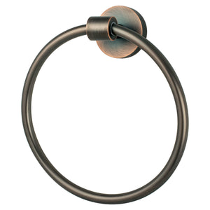 Pipe Dreams Towel Ring Verona Bronze