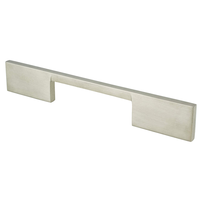 I-Spazio Pull 128MM C/C Brushed Nickel