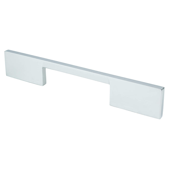 I-Spazio Pull 128MM C/C Polished Chrome