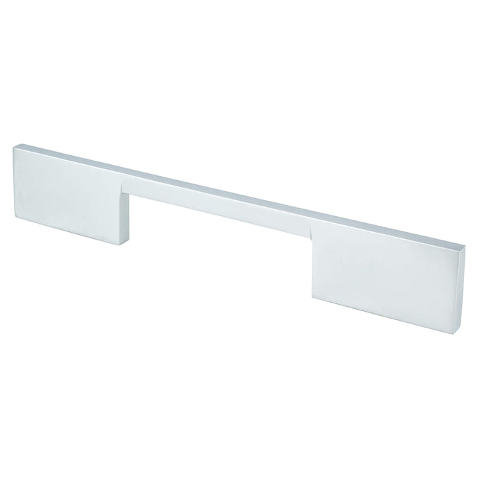 I-Spazio Pull 128MM C/C Dull Chrome
