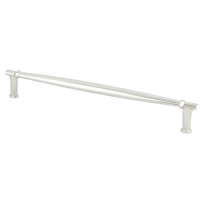 Dierdra Appliance Pull 224MM C/C Polished Nickel