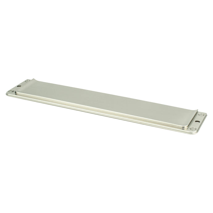 Recess Backplate 202MM C/C Brushed Nickel
