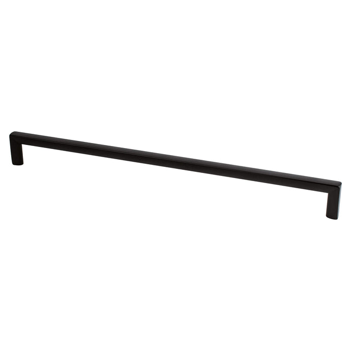Metro Appliance Pull 320MM C/C Matte Black