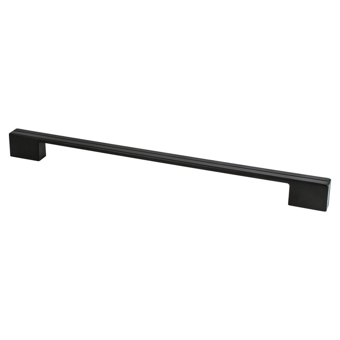Skyline Appliance Pull 320MM C/C Matte Black