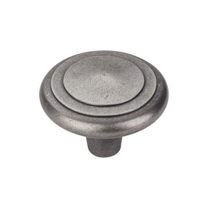 "Top Knobs Aspen Peak Knob 2"" - Silicon Bronze Light"