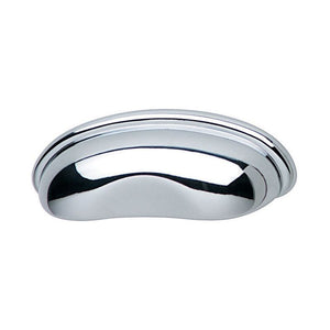 Hafele 105.55.200 Chrome Drawer Pulls