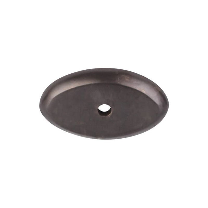 Top Knobs Aspen Oval Backplate 1 1/2
