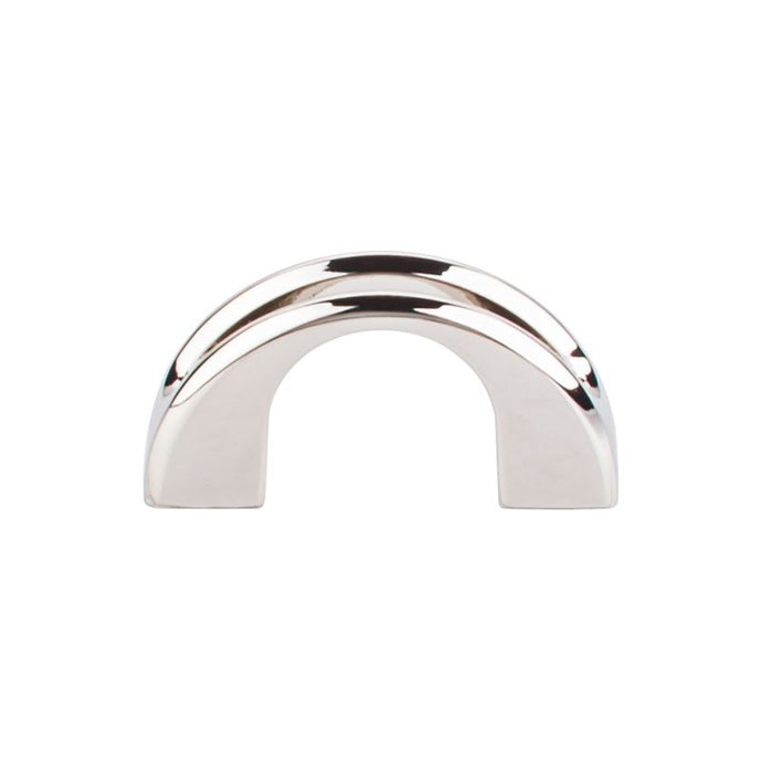 Top Knobs Tango U Finger Pull 2