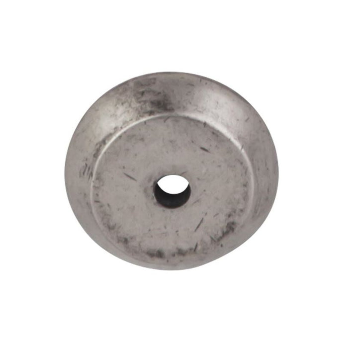 Top Knobs Aspen Round Backplate 7/8
