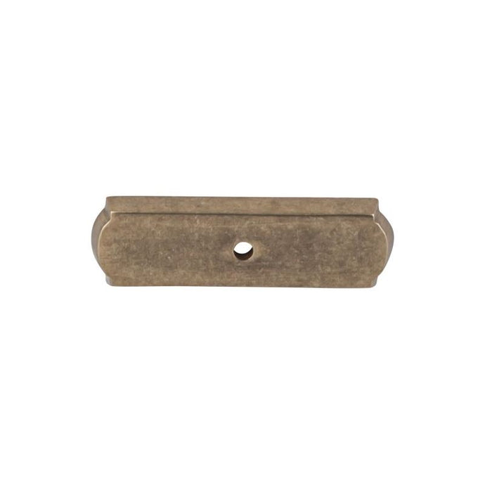 Top Knobs Aspen Rectangle Backplate 2 1/2