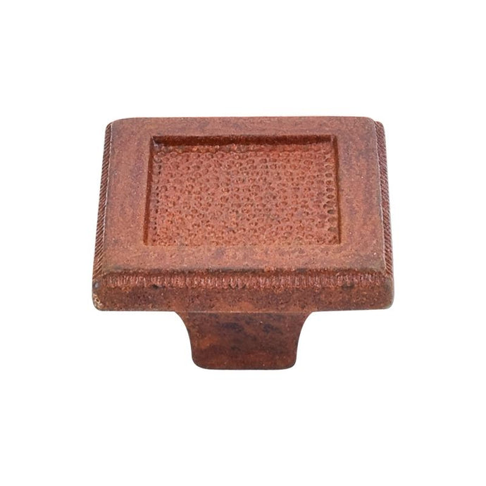 Top Knobs Square Inset Knob 2