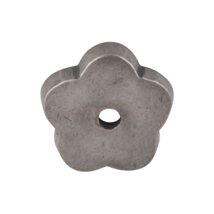 Top Knobs Aspen Flower Backplate 1