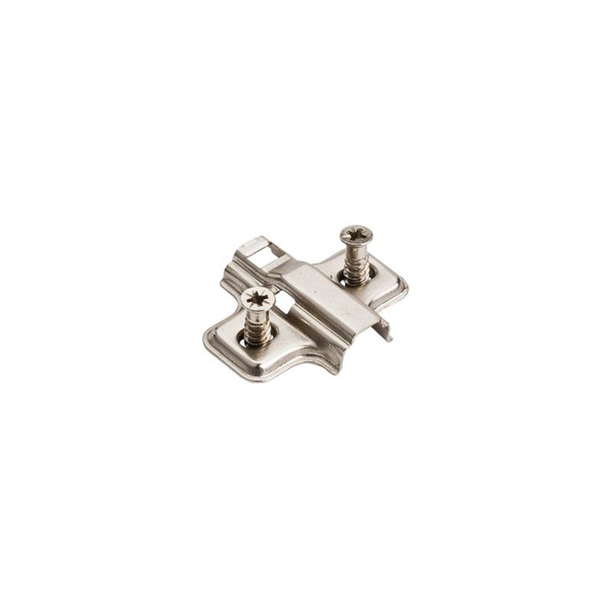 0mm Clip-On Base Plate Euro Screws for 500 Series