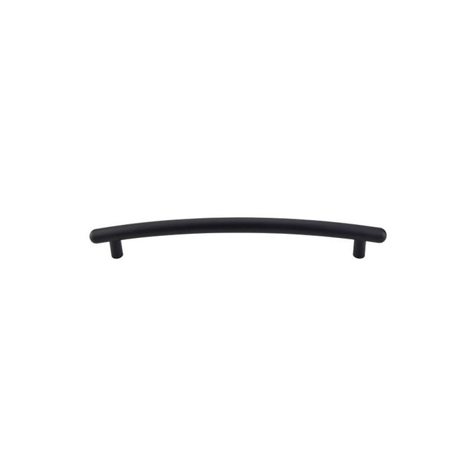 Top Knobs Curved Appliance Pull 12