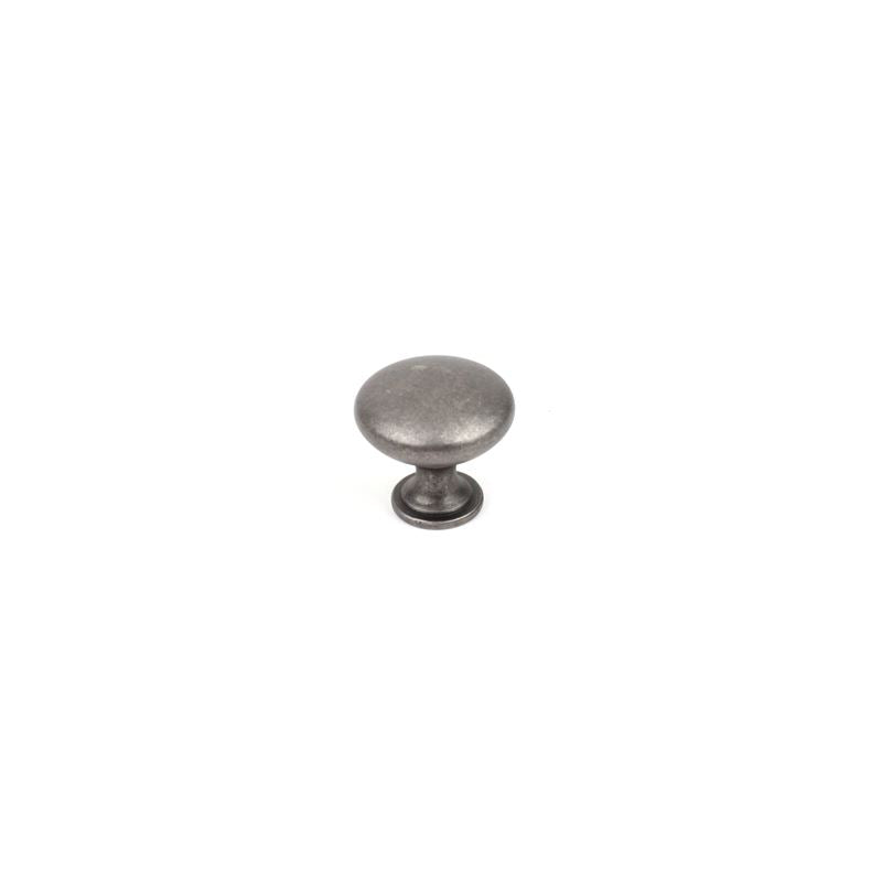 Century Hardware Zinc Die Cast Knob 30mm dia Oil Rubbed Bronze