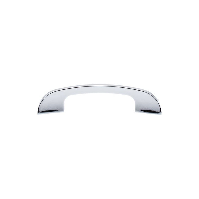 Top Knobs Curved Tidal Pull 4