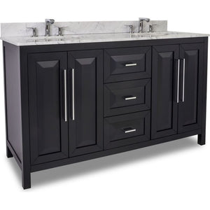 Jeffrey Alexander Vanity with Preassembled Top and Bowl