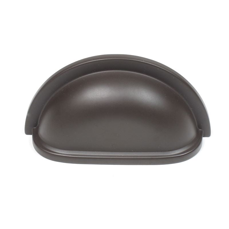 Milan - Zinc Die Cast 3  center-to-center Cup Pull in Oil Rubbed Bronze