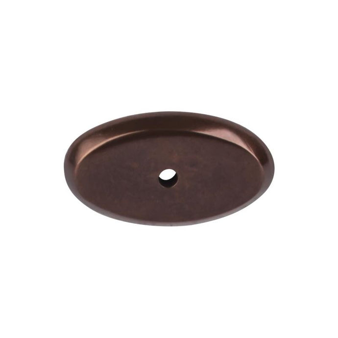 Top Knobs Aspen Oval Backplate 1 3/4