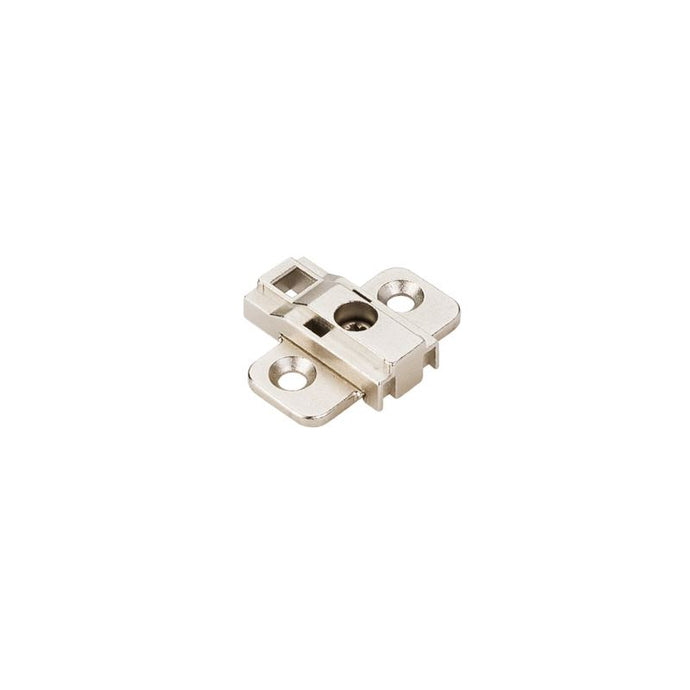 0mm Zinc Die Cast Cam Adjustable w/o Euro Screws for 500 Series