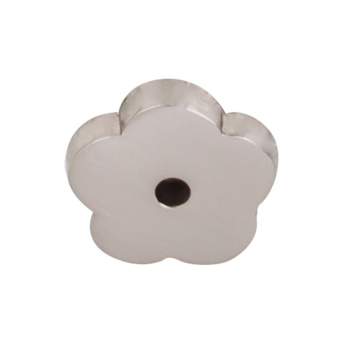 Top Knobs Aspen II Flower Backplate 1