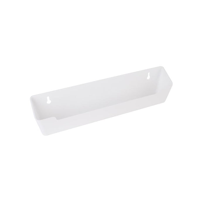 Shallow 11-11/16 Plastic Tipout  Tray