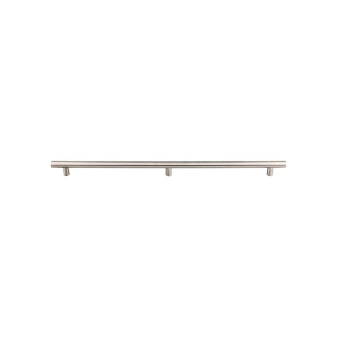 Top Knobs Hollow Bar Pull 3 posts 2x18 1/8